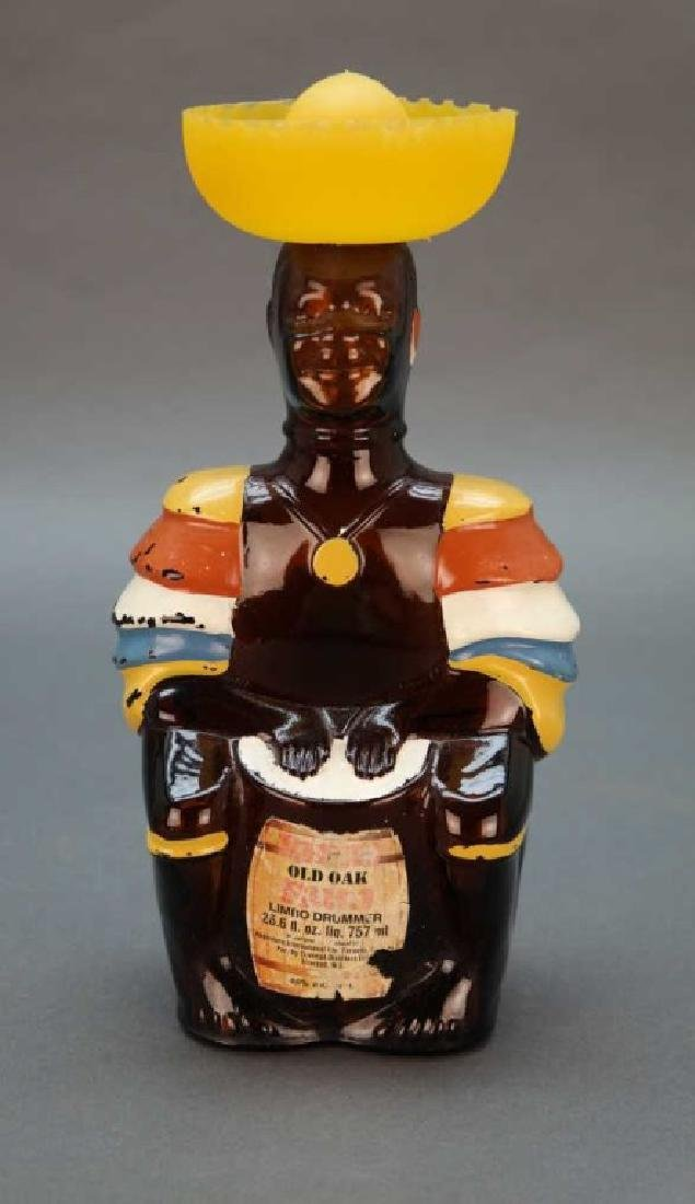 Decanter: Rhum Rum Old Oak Limbo Drummer.