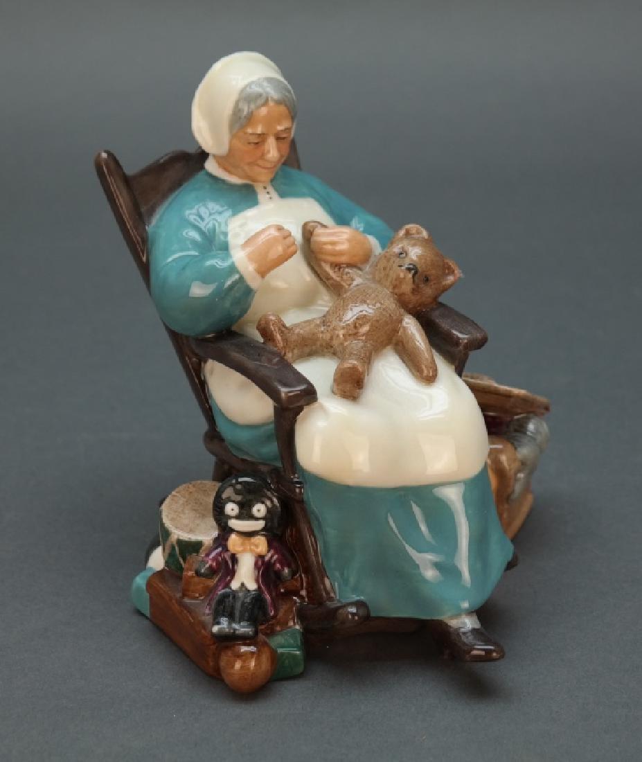 Nanny H. N. 2221. (1957). Royal Doulton figurine.