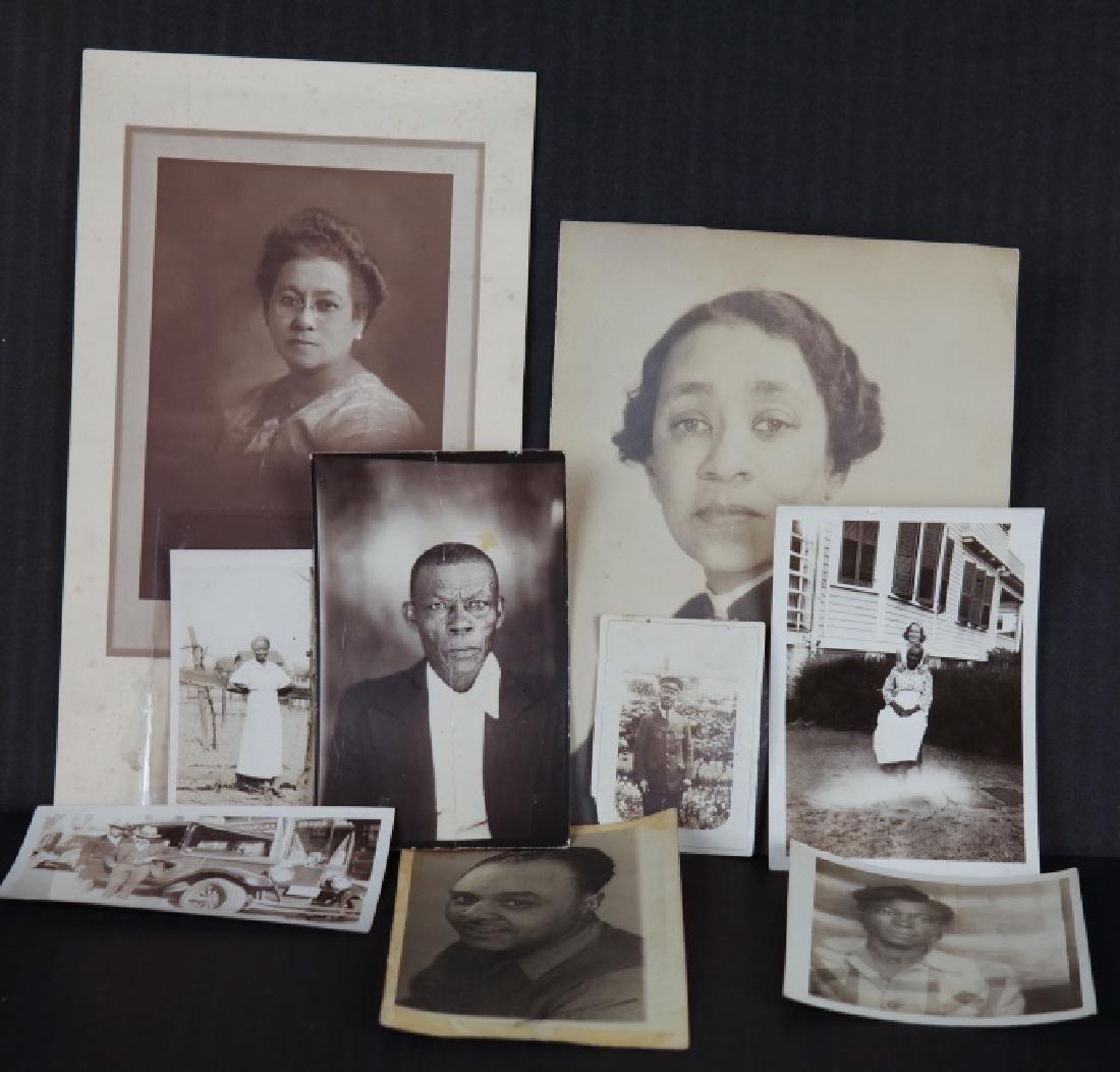 33 Photographs, incl Eubie Blake/Count Basie.