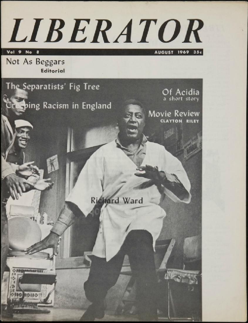 Liberator. 21 Magazine Issues, 1967-1971. - 6