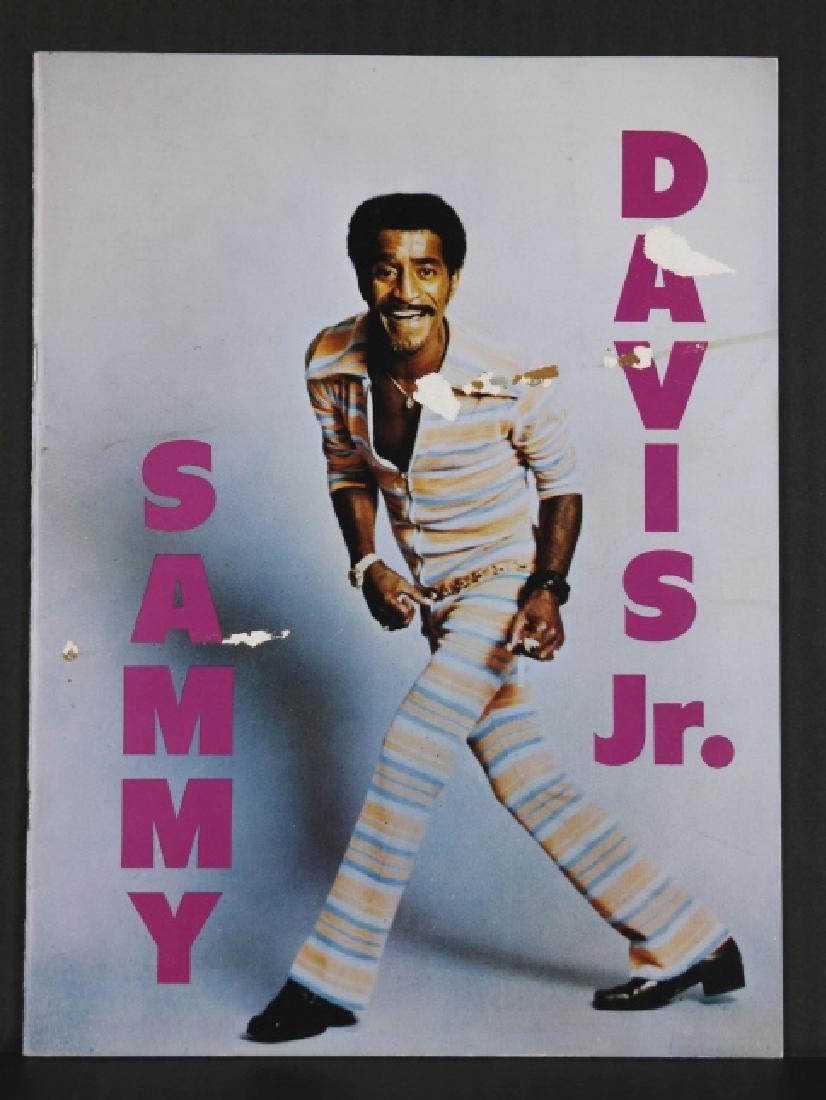 6 programs, 2 sgd: Savion Glover, Sammy Davis Jr.