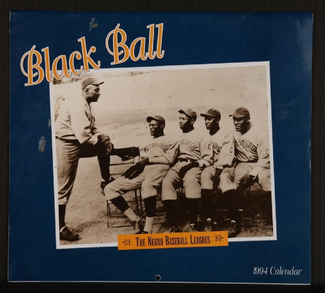 4 calendars: Black History, Quotations, Baseball