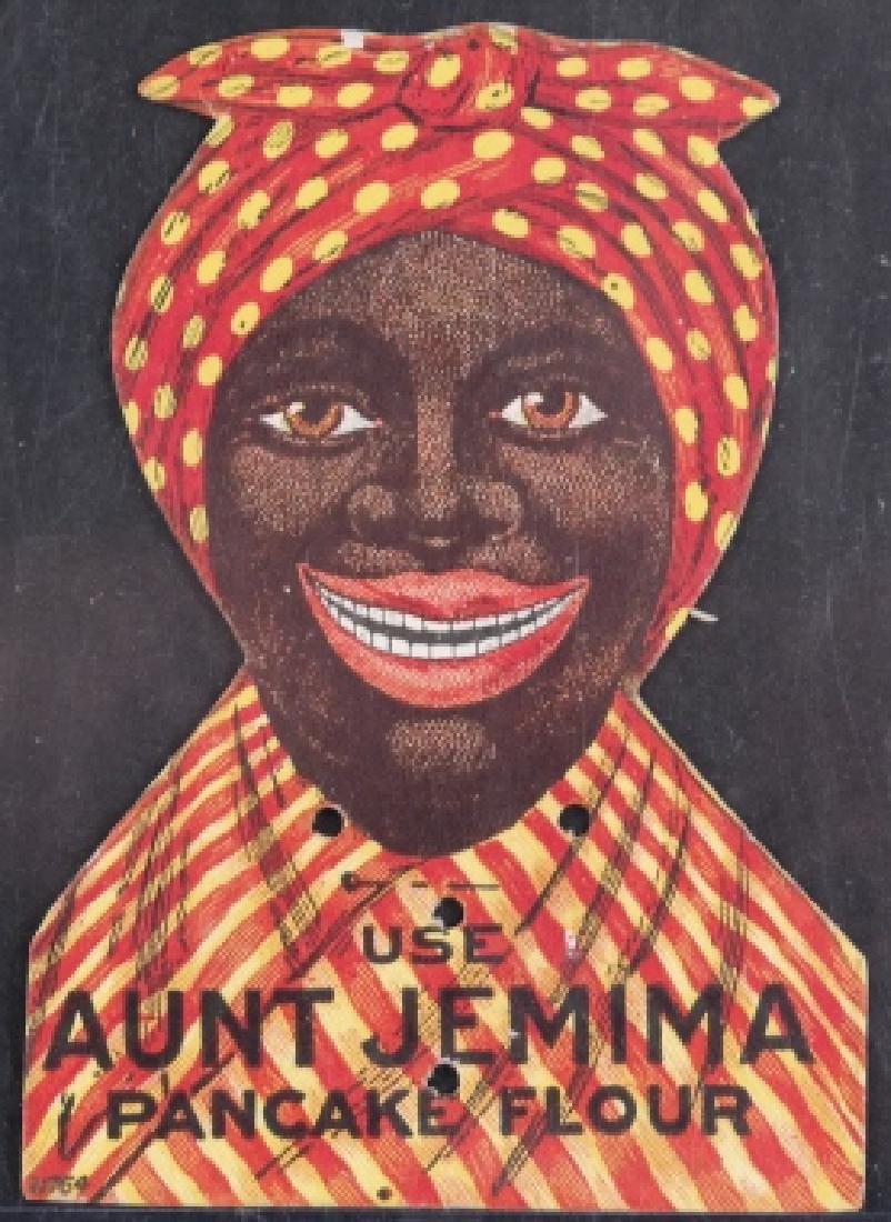 14 Black Americana cartoons and trade cards.