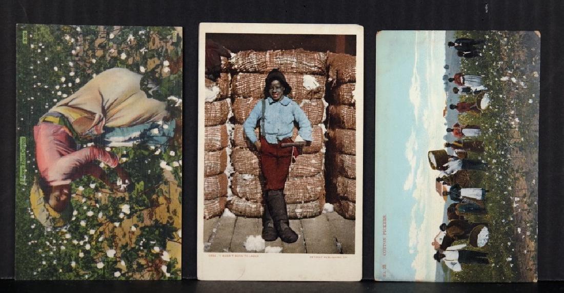 Group of 36 Black Americana postcards - 2