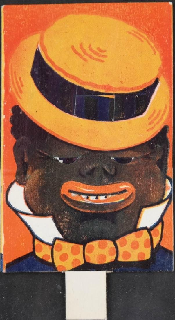 10 trade cards/ads: Gelatine, cigars, soap...
