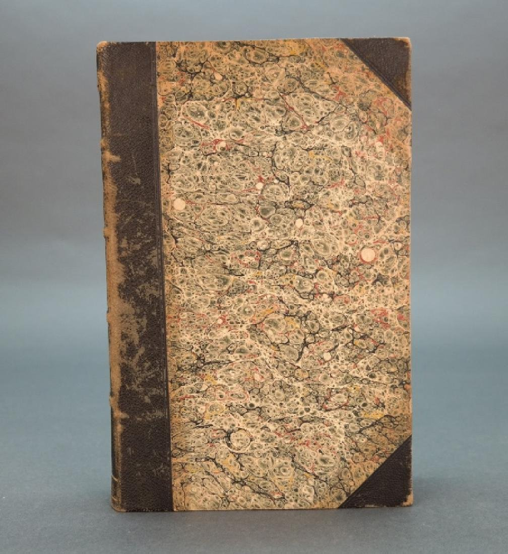Volume of works by J. G. Palfrey, w/ ALS tipped in