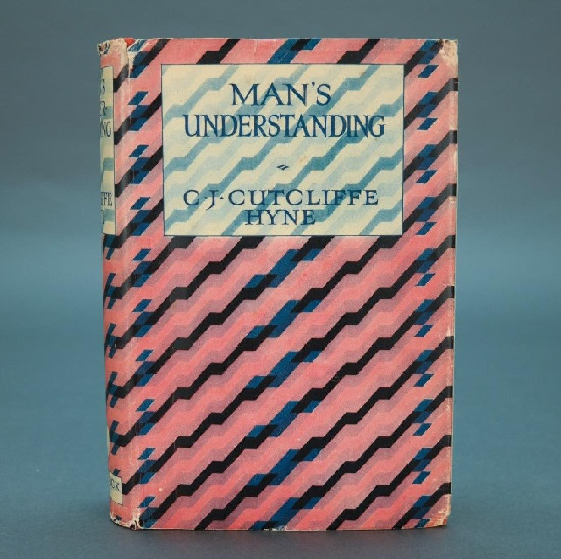 Man's Understanding. 1933. 1st edition.