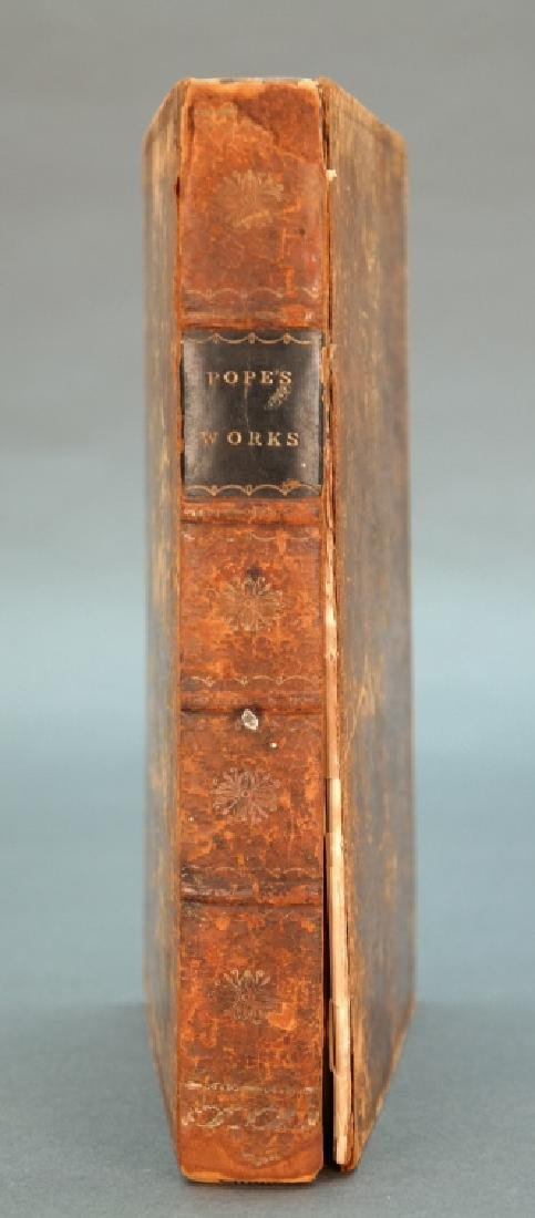 Wakefield. The Works Of Alexander Pope, Esq. 1794.