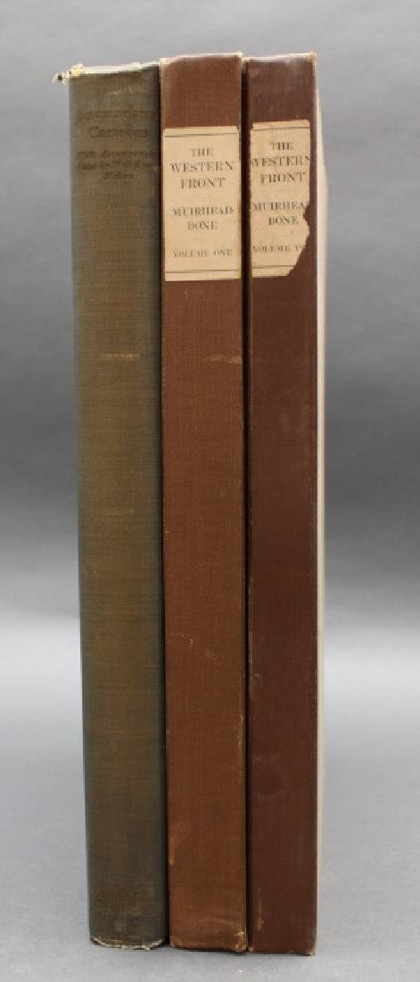 3 Vols incl: The Western Front. 2 Vols/10 Parts.