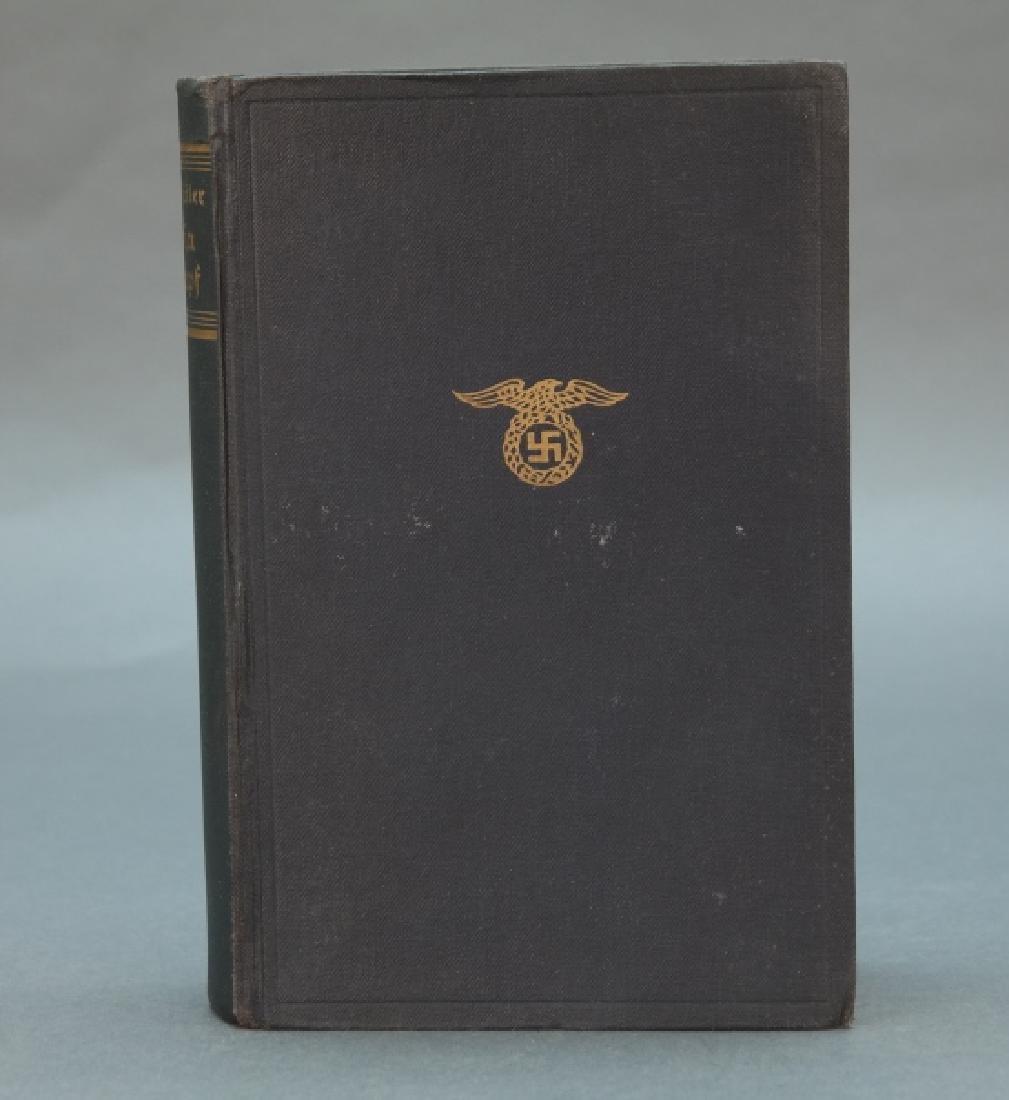 Adolf Hitler. Mein Kampf. 1933.