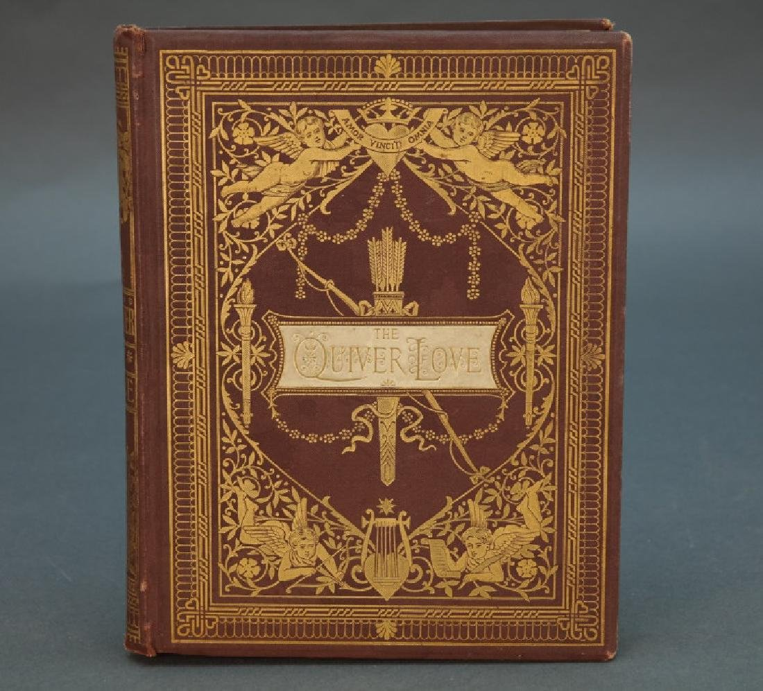 Crane and Greenaway. The Quiver Of Love. 1876.