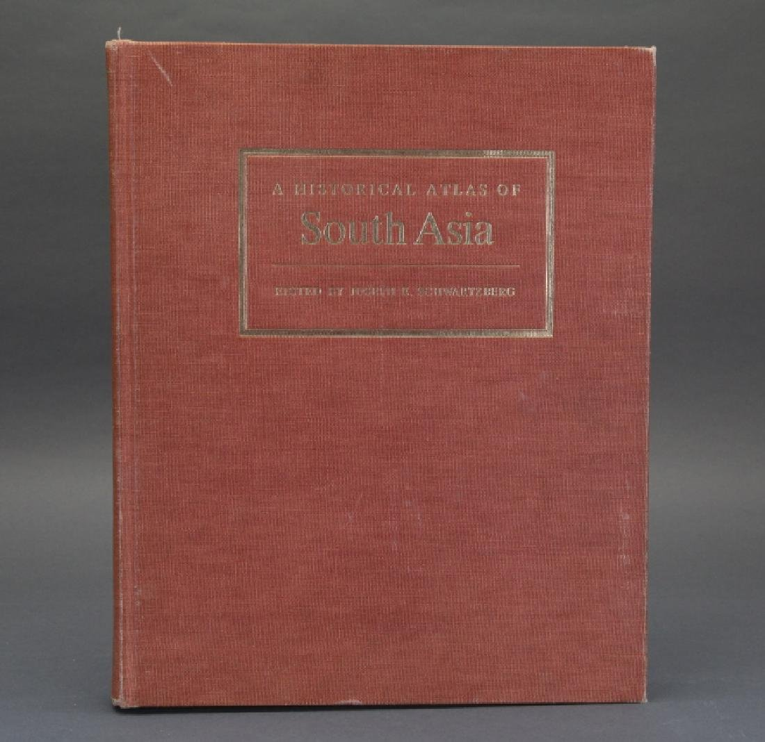 Sgd- Schwartzberg. Historical Atlas of South Asia.