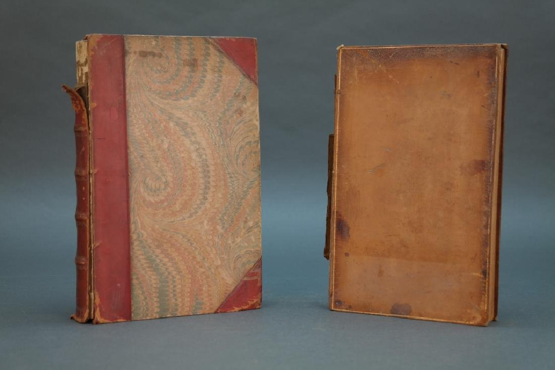 2 Books: Sketches Of India + ...Brig of War Dourga - 3