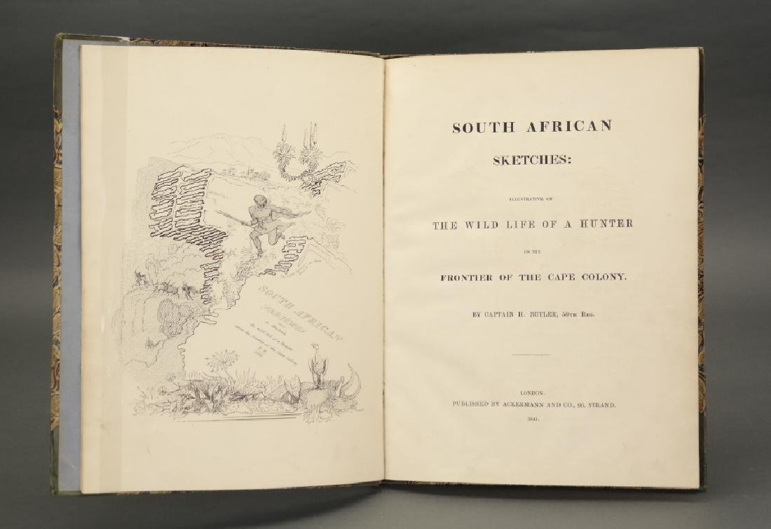 Butler. South African Sketches. 1841