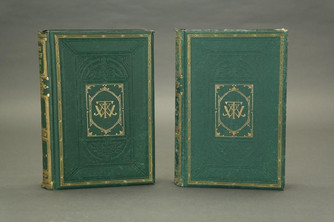 Thackeray. Works of ...Thackeray. 1869. 1st ed.