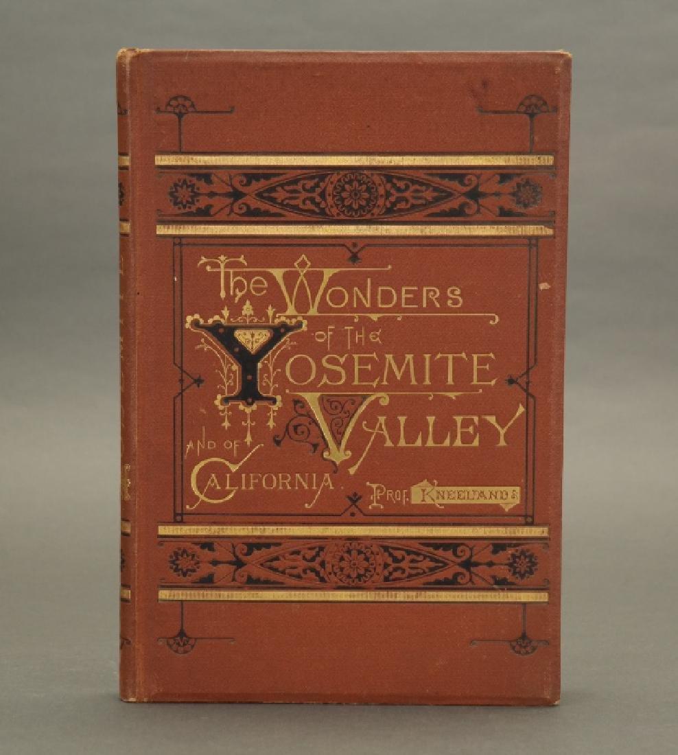 Kneeland. Wonders of the Yosemite Valley..1871.1st
