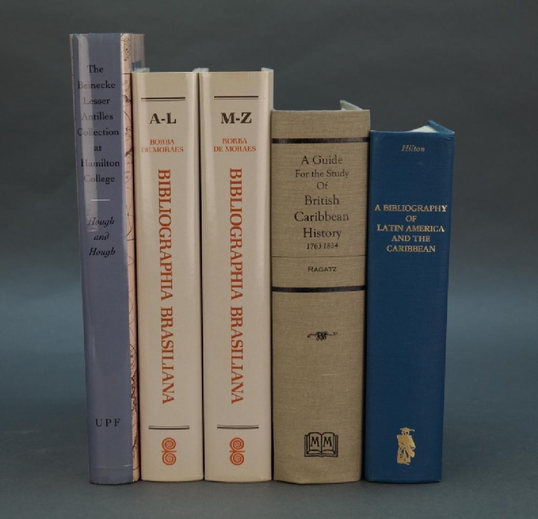 5 Vols: Brazil, Caribbean references.