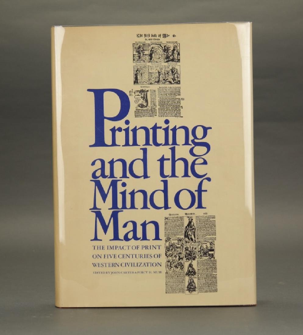 Printing And The Mind Of Man. (1967).
