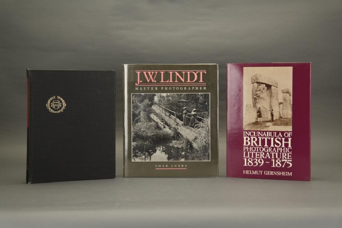 3 Books incl: Goldschmidt. The Truthful Lens. 1980