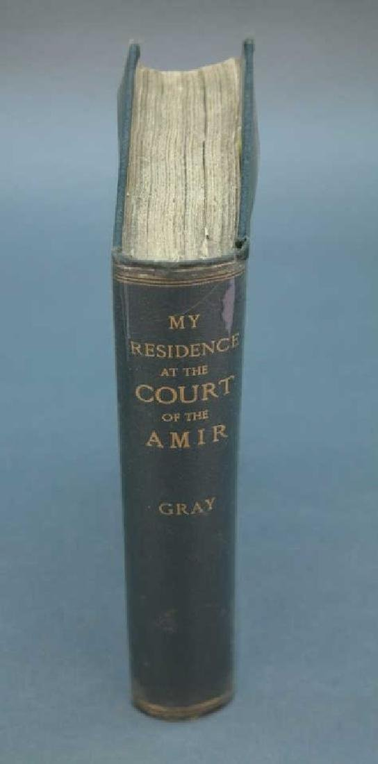 Gray. At The Court Of The Amir: A Narrative. 1895.