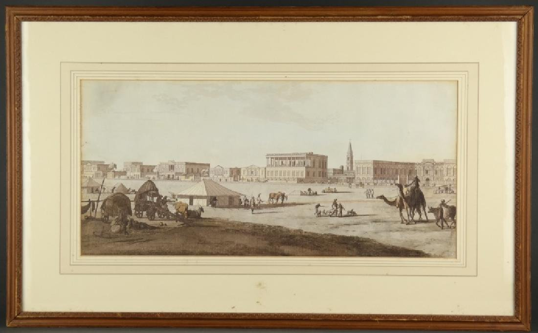 Thomas & William Daniell. Views in Calcutta.