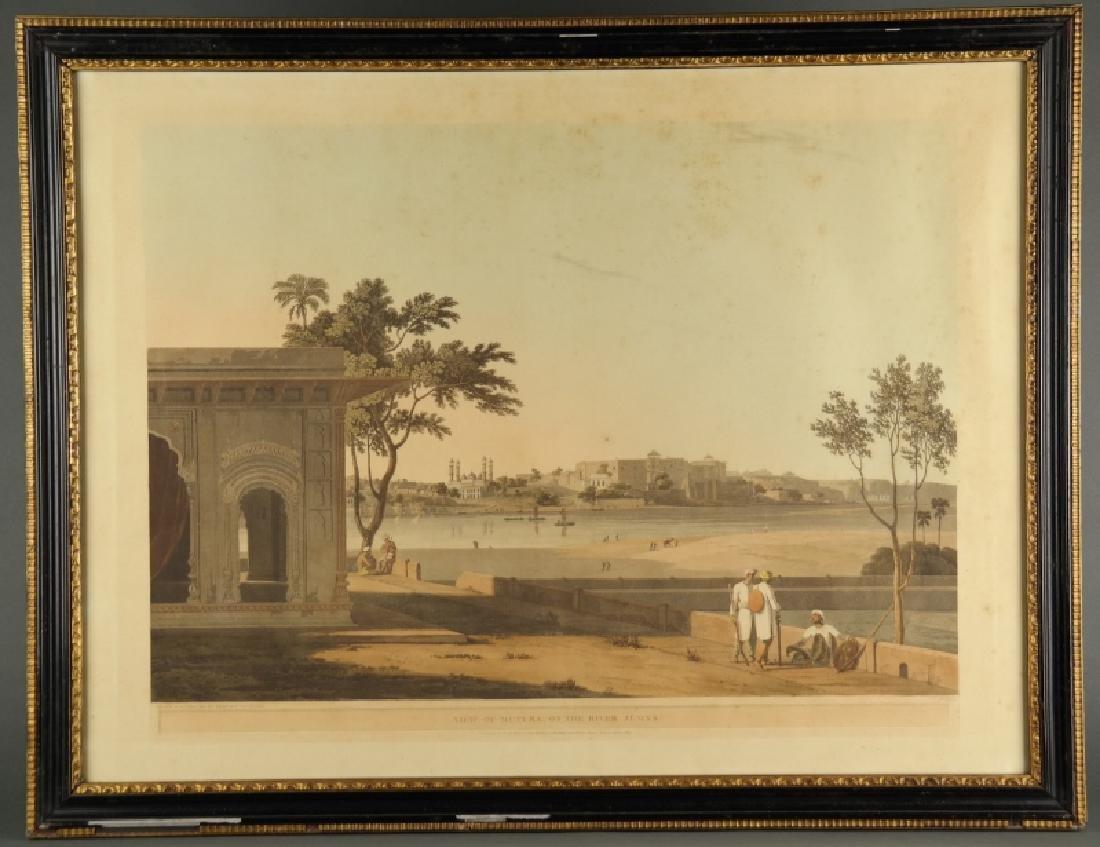 Thomas & William Daniell. Oriental Scenery.