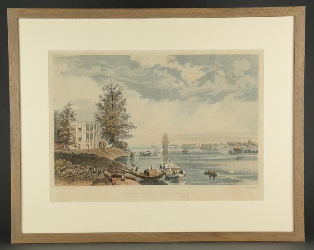 James B. Fraser. Views of Calcutta and its Environs