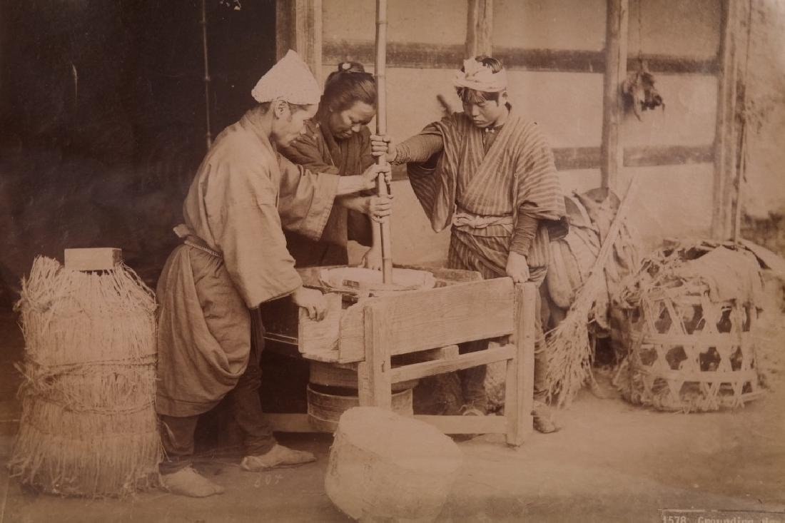 14 photographs: Asia, mostly [late 1800s-1900s].