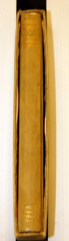 1005: Warner. Elinor Barley, 1930, No. XXI of 30.