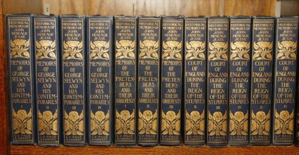 1010: [ENGLISH HISTORY]. The Historical Memoirs o