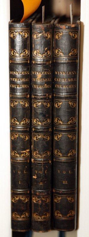 1011: Garland, WINKLES'S, 3 vols, 1836-42.