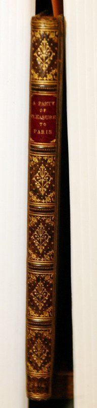 1012: JOURNAL OF A PARTY OF PLEASURE TO PARIS, 1814, 3r