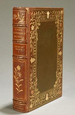 1017: LADY JACKSON, Katherine Charlotte. Works. 1