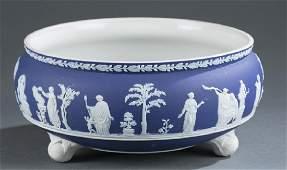 Wedgwood jasperware bowl. 1891-1897