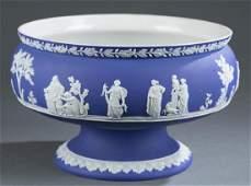 Wedgwood jasperware bowl. 1898-1928.