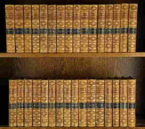 Novels Of James Fenimore Cooper. 32 Vols.