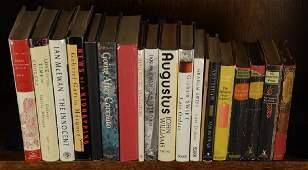 19 Vols: Ian McEwan, William Styron, others.