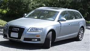 2009 Audi A6 3.0.