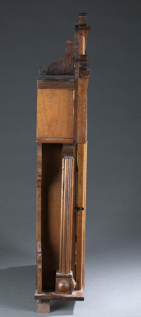 Wooden mantle clock. - 4