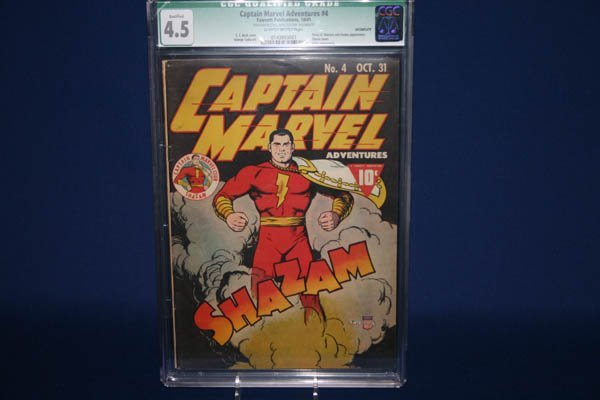 2009: Captain Marvel Adventures #4. 1941