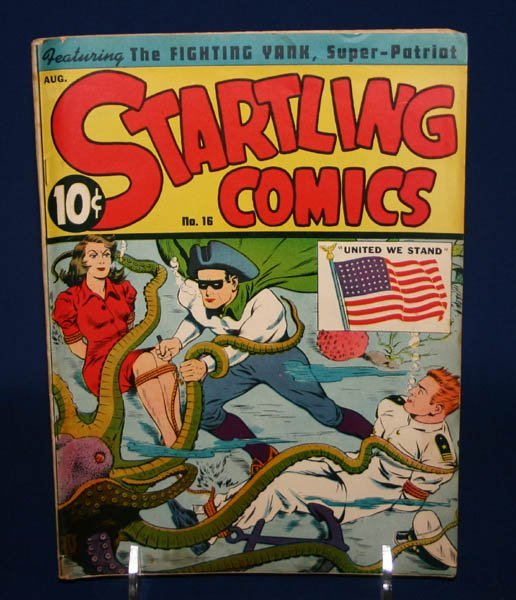 2039: Startling Comics (Nedor Publications)