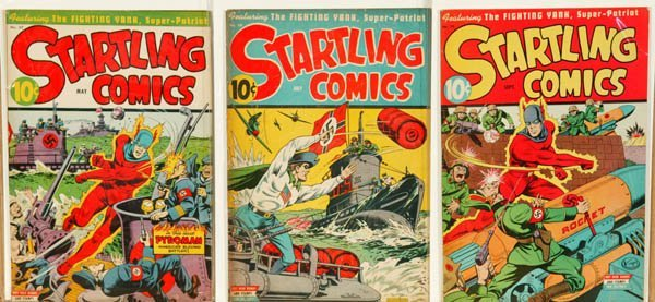 2040: Startling Comics (Nedor Publications)