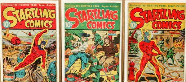2041: Startling Comics (Nedor Publications)