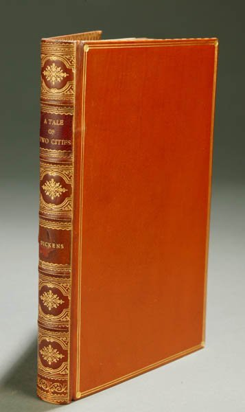 1004: Dickens. Tale Of Two Cities. 1859.