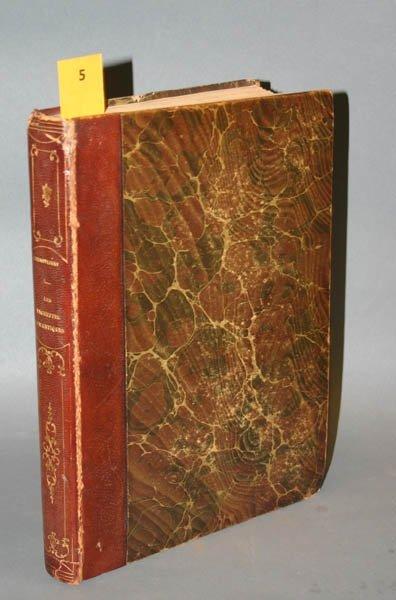 1005: Champfleury. Les Vignettes Romantiques. 1883.