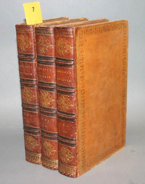 1007: John Ireland. Hogarth Illustrated. 1793.