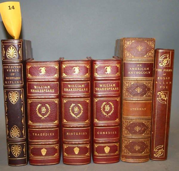 1014: Kipling, Poe, Shakespeare