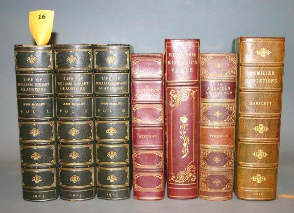 1016: Gladstone, Literature