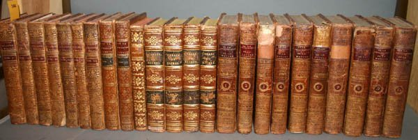 1144: Various works in French, mostly 18th century