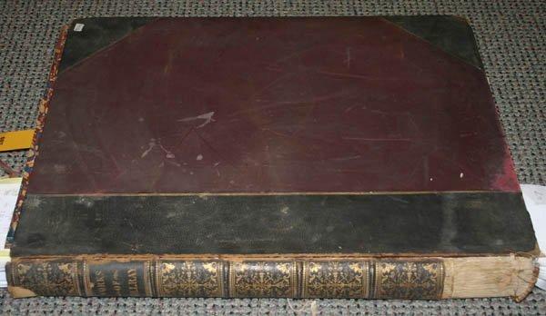 1180: THE WORKS OF JAMES GILRAY, 1847.